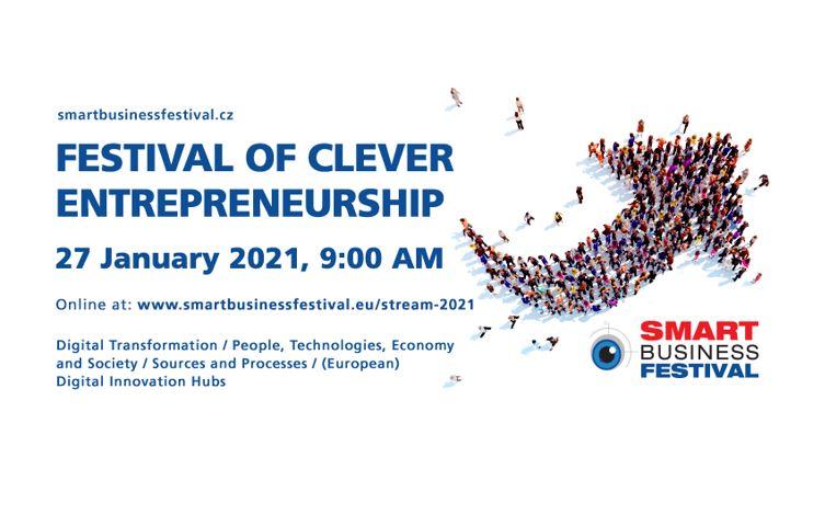 Smart Business Festival CZ 2020/21 – 27.1.2021 on-line!